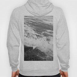 SEA on Black and White Hoody