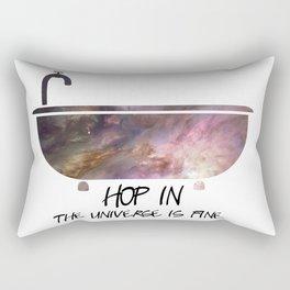 Galaxy Tub Rectangular Pillow
