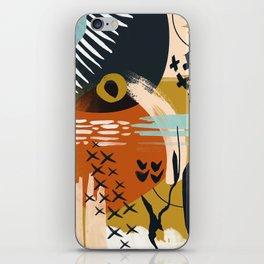 Fall season iPhone Skin