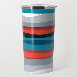 Waves 1 Travel Mug