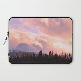 Rose Quartz Turbulence Laptop Sleeve
