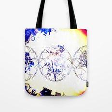 TREEMETRICLIFE Tote Bag