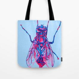 House Fly Tote Bag