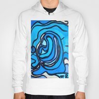 shell Hoodies featuring Shell by Abstract Jack95