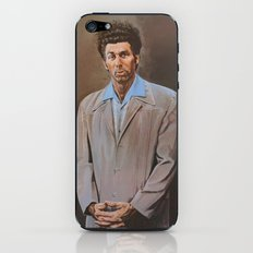 The Kramer quote iPhone & iPod Skin
