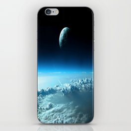 Outter Earth iPhone Skin