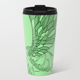 Flying Turtle Travel Mug