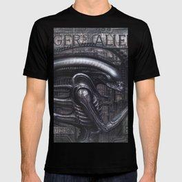Alien Xenomorph Giger T-shirt