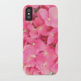 Hi Drangea iPhone Case