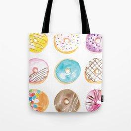 I Eat Donuts, Man Tote Bag