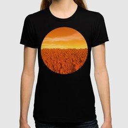 Sunrise On Planet Mars T-shirt