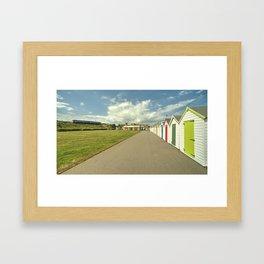 Preston Green Framed Art Print