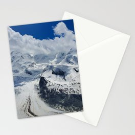 Pure Bliss in the Swiss Alps Stationery Cards