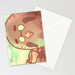 Animal Crossing Brewster! Stationery Cards