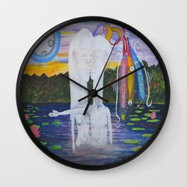 loners Wall Clock