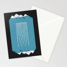 NZ Ski Fields Stationery Cards