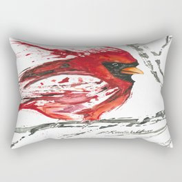 Cardinal Direction Rectangular Pillow