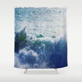 SPLASH! Shower Curtain