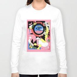 Please Explain Long Sleeve T-shirt