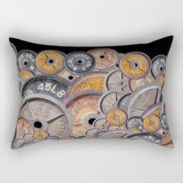 IRON&EMOTION's 45s Rectangular Pillow