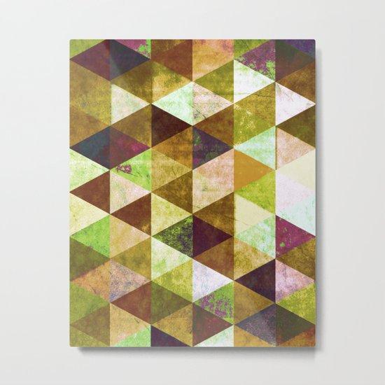 Abstract #825 Metal Print