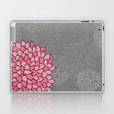Spring Colorful Peonies Dark Pink #4 Laptop & iPad Skin