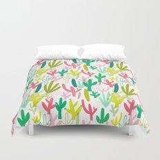 Cacti Duvet Cover