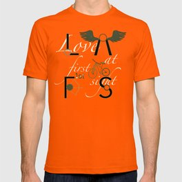 Love at First Sight and Bicycle T-shirt