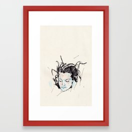 Laura Palmer Framed Art Print