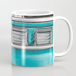 Hippie Van Coffee Mug