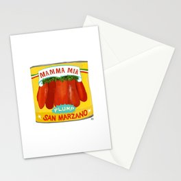Plump Tomatoes Stationery Cards