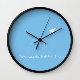 The last one Wall Clock