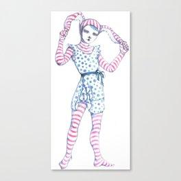 Rascal Canvas Print