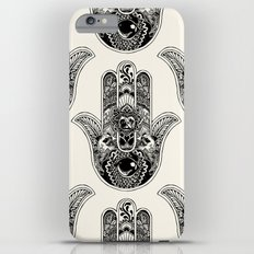 Hamsa Hand Pug Slim Case iPhone 6s Plus