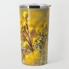 Outback flower bonanza Travel Mug