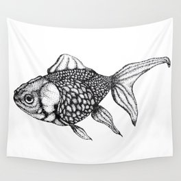 Goldfish Wall Tapestry