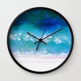 Sea of love Wall Clock