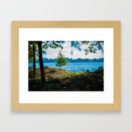 Canadian Wilderness - Kawartha Lakes Framed Art Print