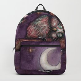 Owls in love II Backpack