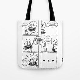 KP Slammer: Introduction Tote Bag
