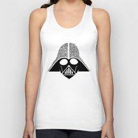 vader Tank Tops featuring VADER by Sketchingmydream
