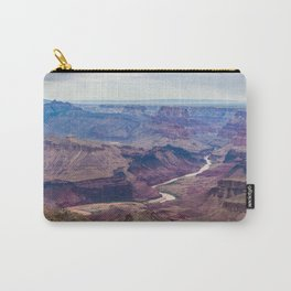 Colorado River in Grand Canyon Carry-All Pouch