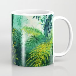 Rainforest Lights and Shadows Coffee Mug