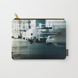 City Stripes Carry-All Pouch