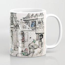 Venus und Mars Coffee Mug