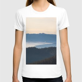 Valley from Above T-shirt