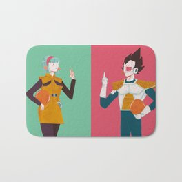 DBZ Team Bath Mat
