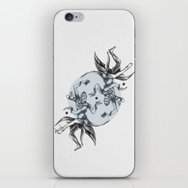 Cosmic Dancer iPhone Skin