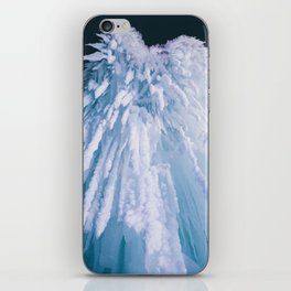 Icicle Art iPhone Skin