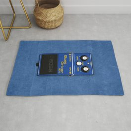 Drivin' the Blues Rug